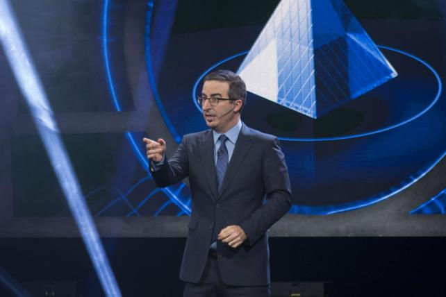 John Oliver Won't Make Multi-Level Marketing Ethical