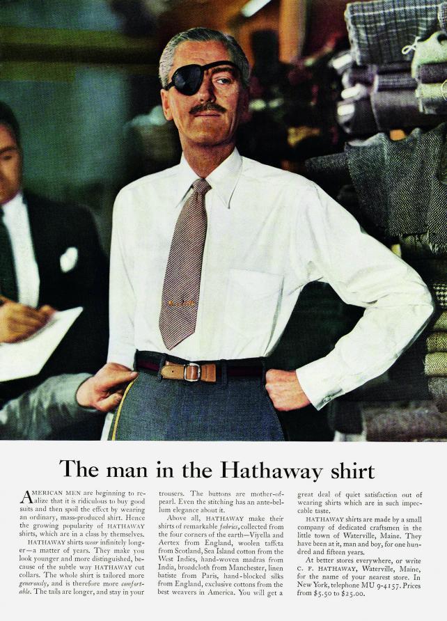 Hathaway Shirts, 1951