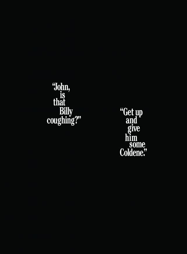 Coldene, 1960