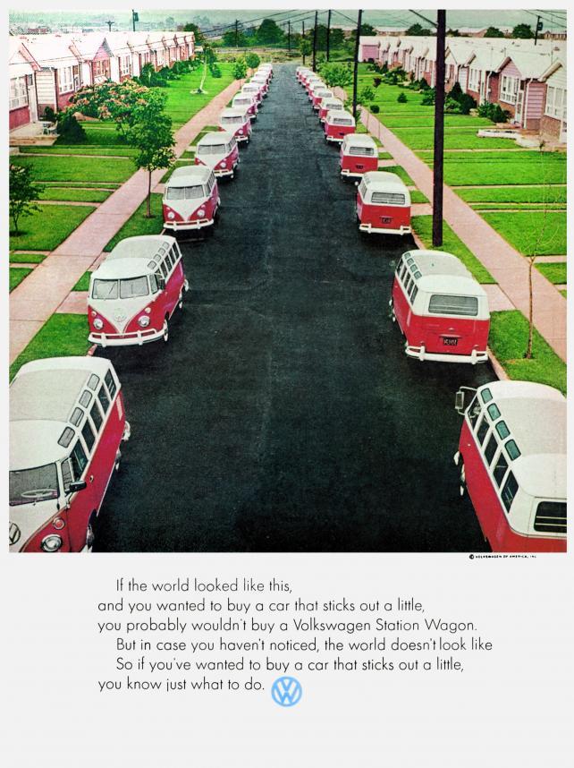 Volkswagen, 1969