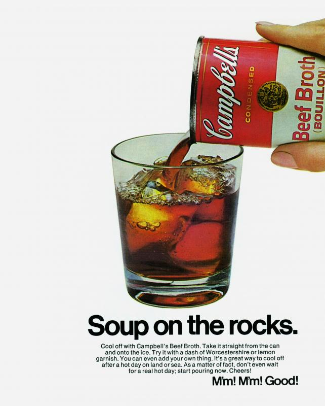 Campbell's Soup, 1968