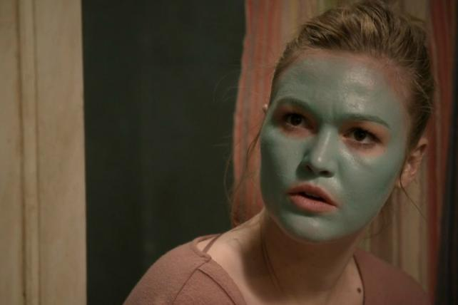 Julia Stiles on the web series 'Blue,' which is likely to make the jump to TV.