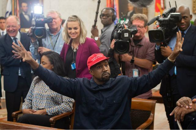 Wake-Up Call: News on Kanye West, Walmart, Facebook