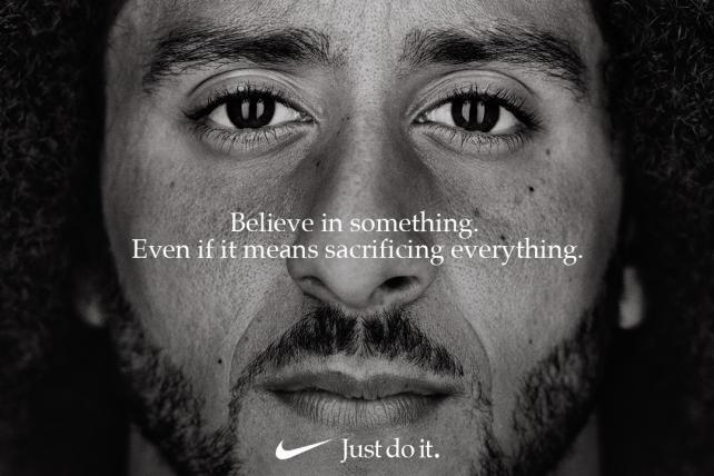 Wake-Up Call: Nike's bold statement on the NFL protests