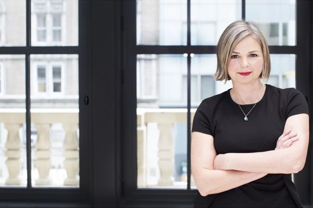 Kate Lewis named chief content officer of Hearst Magazines