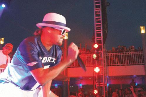 Kid Rock cruise