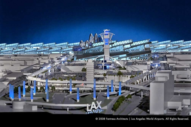 LAX Airport's Tom Bradley International Terminal gets a billion dollar face lift, but will it be worth it?