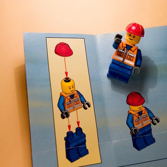 What Lego Can Teach Us