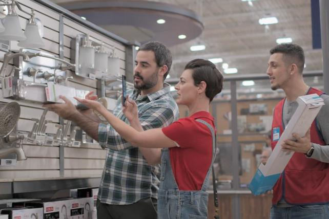 Lowe's unveils new campaign and NFL sponsorship