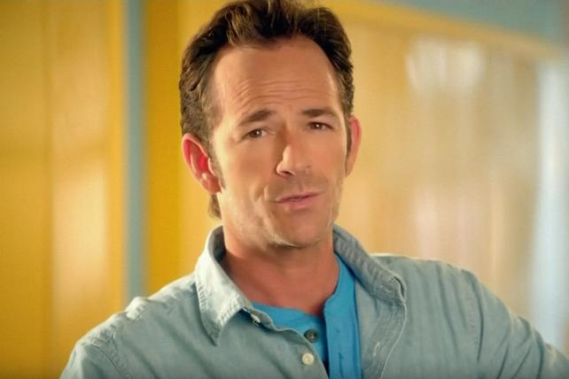 Remembering Luke Perry, his sense of humor, his serious side -- and his commercials