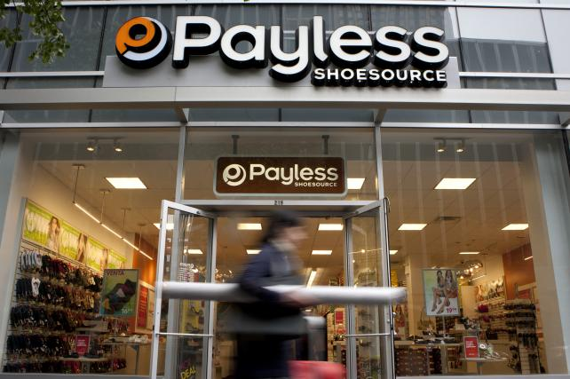 Payless to liquidate U.S. stores, wind down online operations