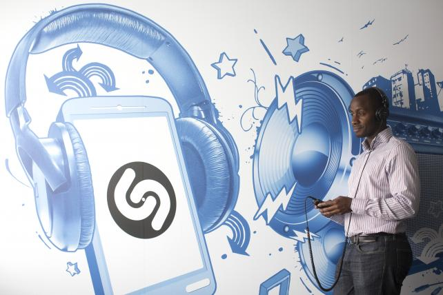 Apple Said to Be Buying Shazam Music Recognition App