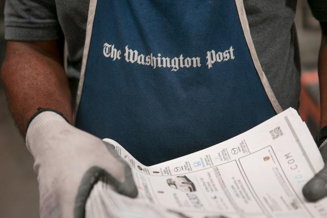 Amazon to stop pushing Washington Post stories to customers