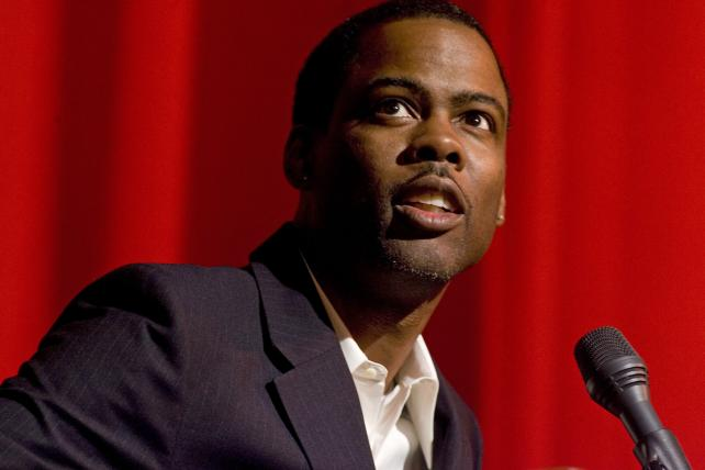 The debate should provide ample fodder for Oscars host Chris Rock, but it isn't likely to alter advertisers' plans this year, or next.