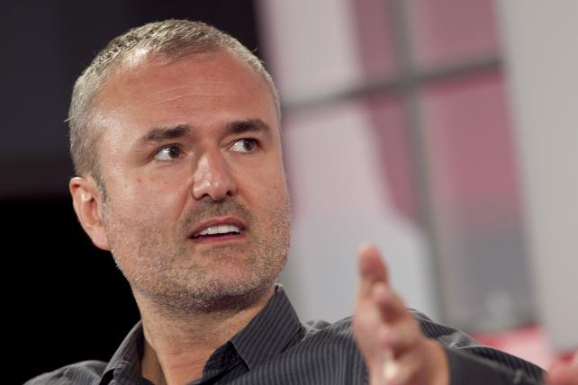 Gawker CEO and founder Nick Denton.