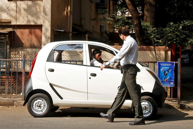 RIP Nano: World's cheapest car goes up in smoke