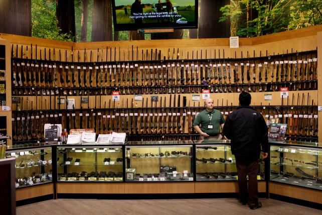 Dick's Sporting to stop selling hunting rifles in 125 stores
