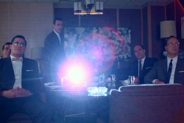 'The Wheel,' an episode from the first season of 'Mad Men.'