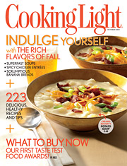Cooking Light Is No. 4 on Ad Age's Magazine A-List