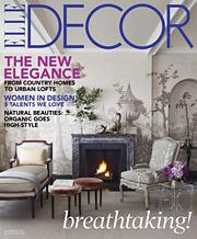 Elle Decor Is No. 8 on Ad Age's Magazine A-List