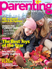 Parenting Is No. 6 on Ad Age's Magazine A-List