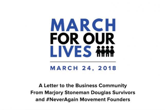 Marjory Stoneman Douglas Survivors Ask Business Community for Funding