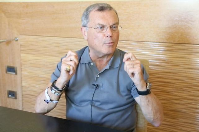 Martin Sorrell Part 1: What I Would Have Done With Sapient