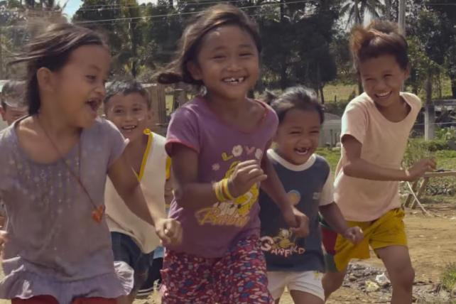 McDonald's 'Baby Bakwit' video visits Filipinos displaced by conflict