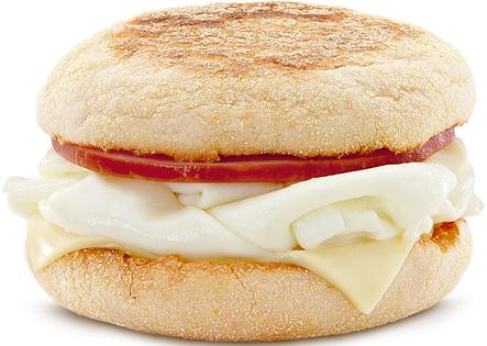 McDonald's Egg-White Delight