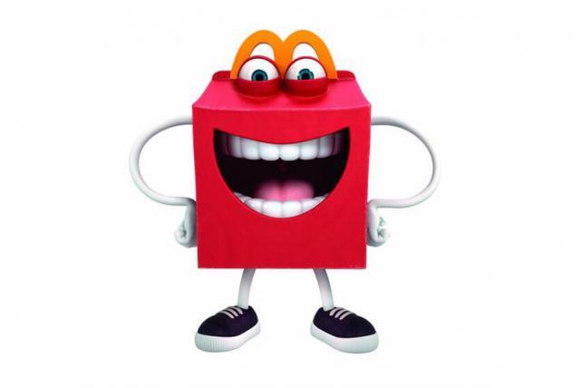 McDonald's Unveils New Happy Meal 'Ambassador' | News - Ad Age