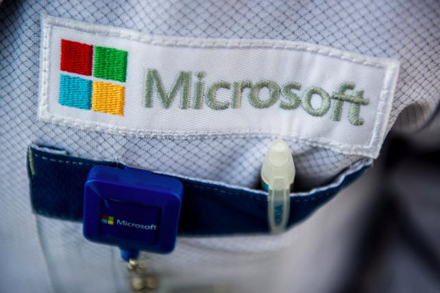 Microsoft is in the crosshairs in China.