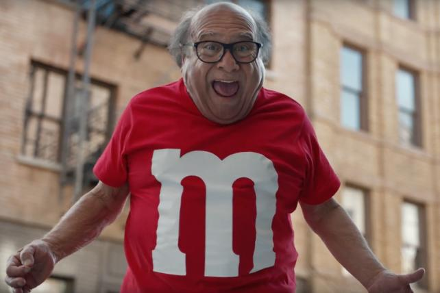 M&M's Eager to Keep Super Bowl Plot Going With Pre-Roll Spots