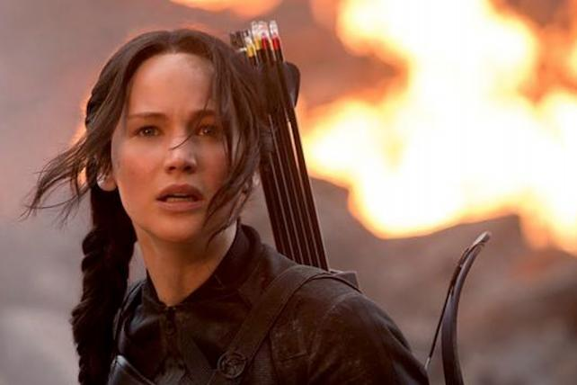 'The Hunger Games: Mockingjay Part 1.'