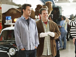 After 'Lost,' ABC Finds New Comedies