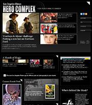 hero complex los angeles times