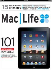 Most Promising Magazine IPad Edition