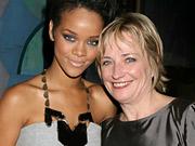 Rihanna Celebrates with Cosmo