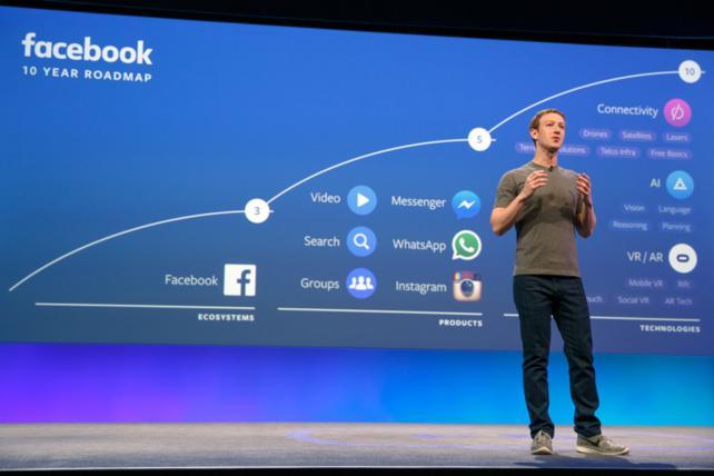 Mark Zuckerberg's plain wardrobe could make it easier for AI to help him dress.