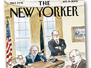 'New Yorker' Wins Best Magazine Cover of the Year