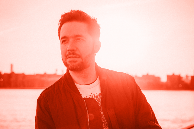 Alexis Ohanian, co-founder of Reddit and Initialized Capital, comes to Ad Age Next