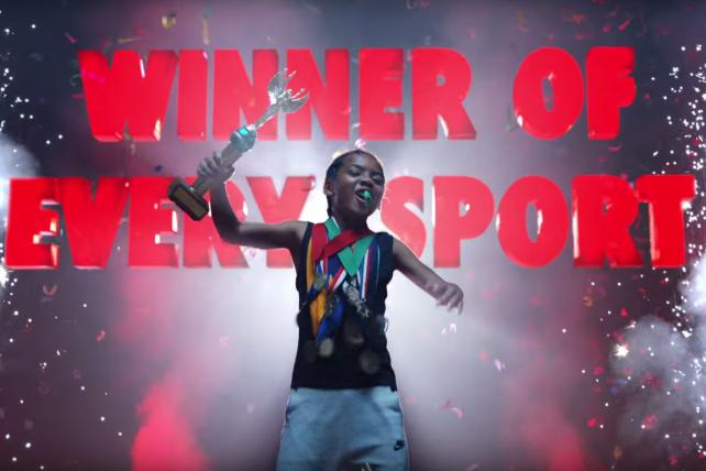 Nike Has the Web's Most-Seen Olympics Campaign