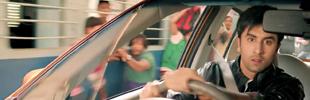 East Meets West in Nissan Social Media-Bollywood Film