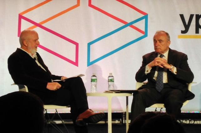 N.Y.C. Police Commissioner Bratton: 2015 Is Our Year of Tech
