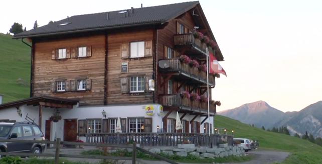 Graubunden Tourism: Obermutten Goes Global -- Best of 2011 IX #5