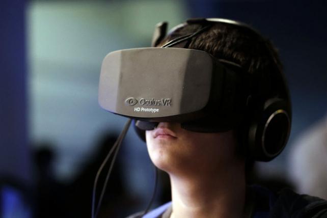 Facebook's Oculus Opens Film Studio to Make Virtual-Reality Movies