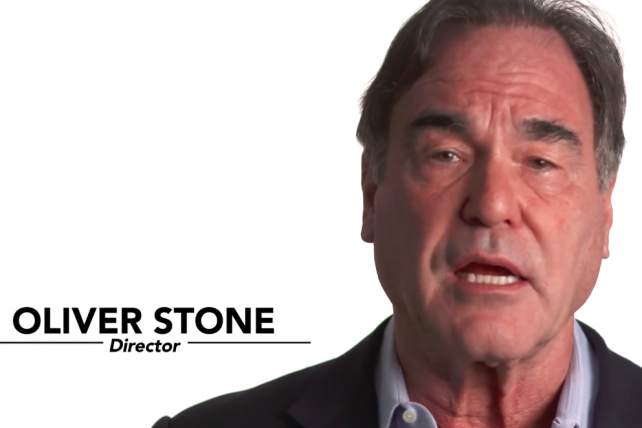 Can Oliver Stone (?!) Convince Americans to Protest Against the NSA?