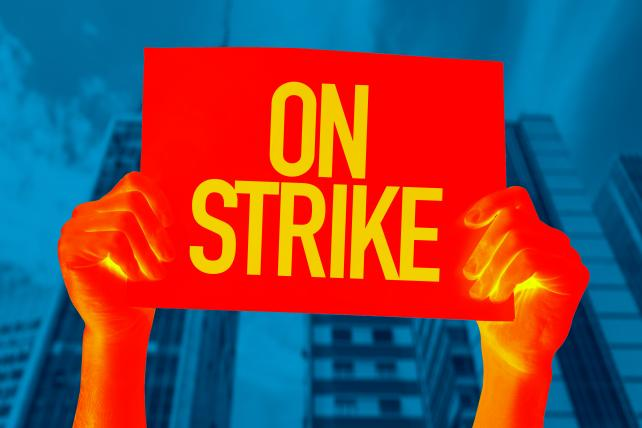 Thrillist editors and video staff send strike message by Slack