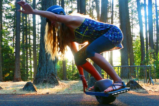 Authorities raided a Consumer Electronics Show booth on Thursday partly at the behest of Future Motion, inventory of the Onewheel self-balancing skateboard.