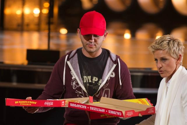 Coke's Free 2014 Oscar's Pizza Plug