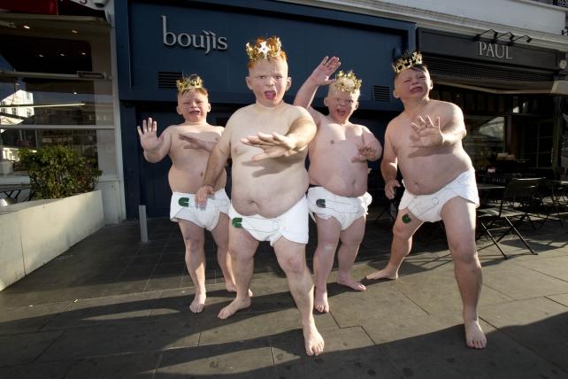 Paddy Power's Royal Tykes